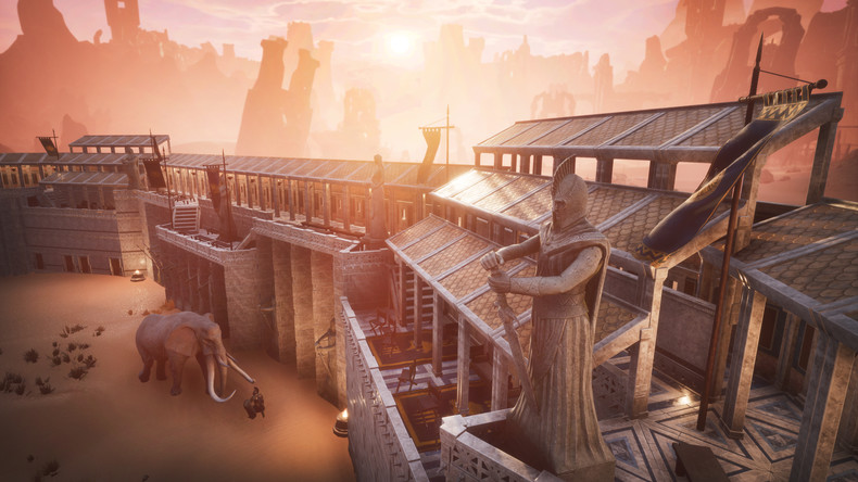 Conan Exiles получит масштабное дополнение 23 августа
