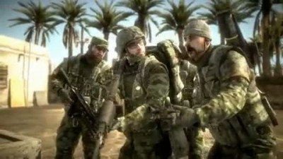 "Battlefield: Bad Company ""Snake Eyes"""