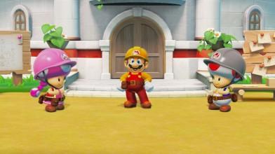 Видео советы от Такаши Тэдзука по созданию в Super Mario Maker 2