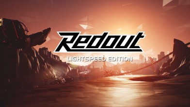 Футуристические гонки Redout долетели до PlayStation 4 и Xbox One