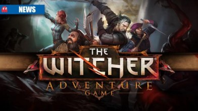 Релизный трейлер The Witcher Adventure Game || Digital Edition
