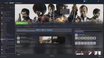 В Steam появилась возможность настройки фона и логотипа игр в библиотеке
