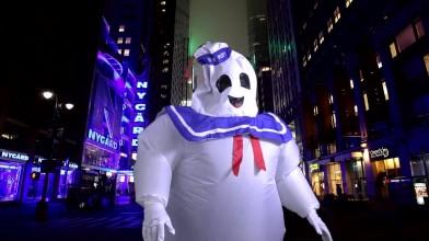 Ghostbusters 2016 - Пародийный скетч от Angry Joe