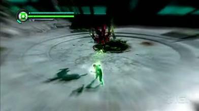 "Green Lantern: Rise of the Manhunters ""Геймплей #1"""