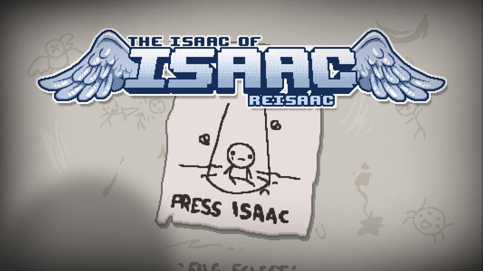 The binding of isaac quot the isaac of isaac reisaac quot