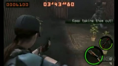 """Resident Evil: The Mercenaries 3D """"Геймплей #3"""""""
