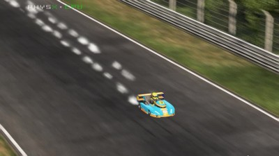 "Project CARS ""250CC Superkart"""