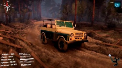 "Spintires ""УАЗ 469"""