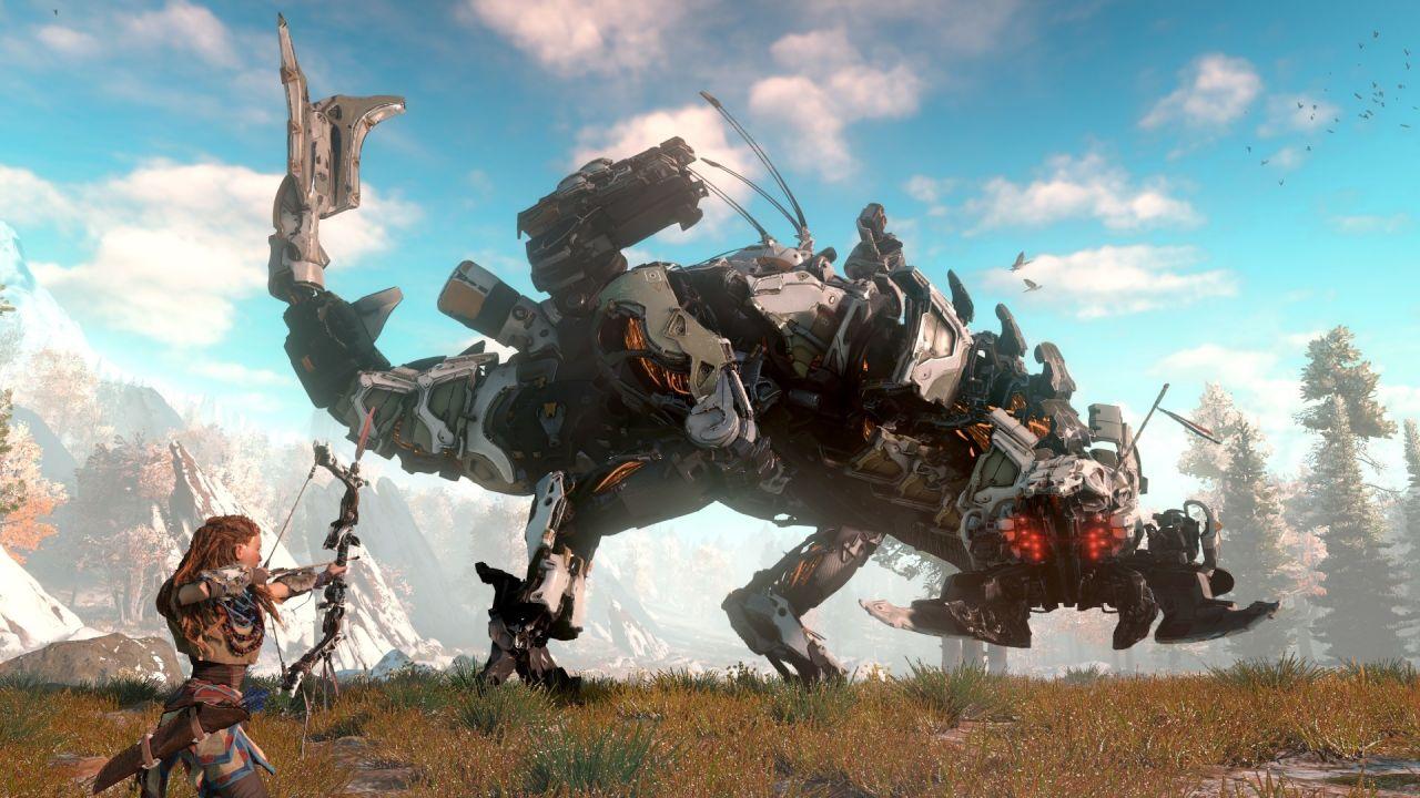 Вакансия в Guerrilla Games намекает на разработку Horizon: Zero Dawn 2