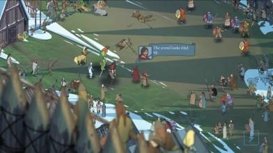35 минутный геймплей Banner Saga 3