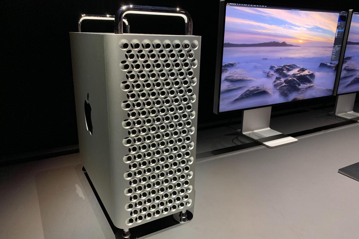 СМИ узнали опланах Apple перенести производство компьютеров Mac Pro в КНР