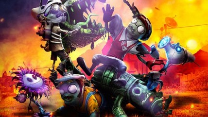 Для Plants vs. Zombies: Garden Warfare вышло обновление «Legends Of The Lawn»