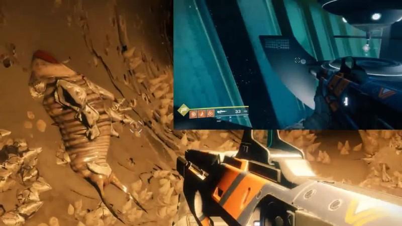 Секреты Destiny 2 - Gодводный монстр! Rто он?