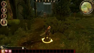 "Dragon Age: Origins ""GC 2008: Darkspawn Battle"""