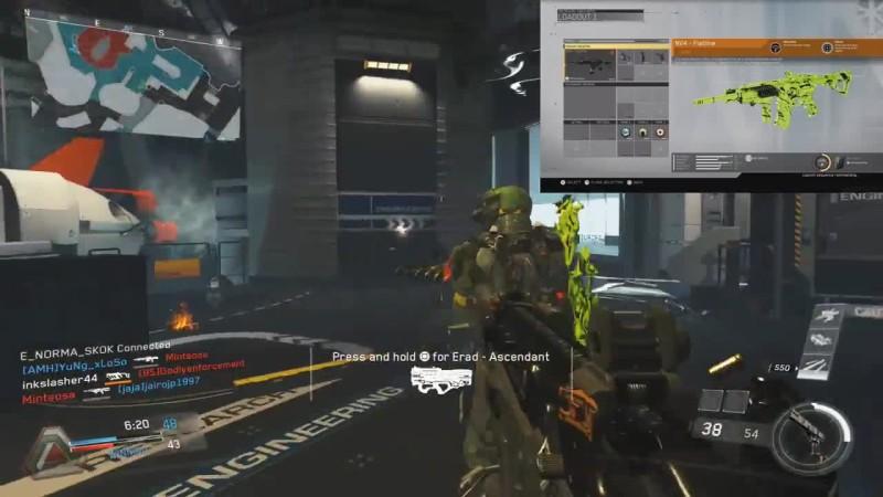 Дисбаланс эпических вариантво стволов (Call of Duty Infinite Warfare)