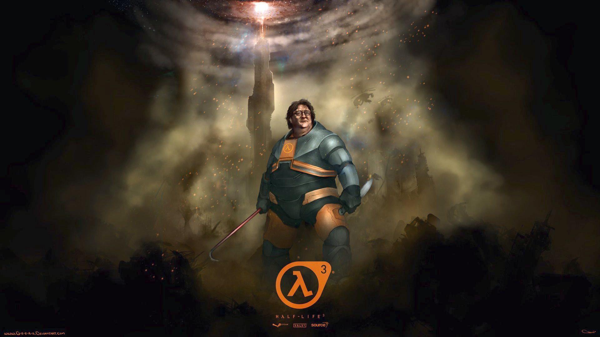 Авторы Half-Life возвратятся  кразработке игр