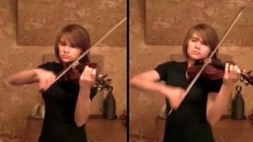 """Assassins Creed 2 """"Ezio's Family-Violin"""""""