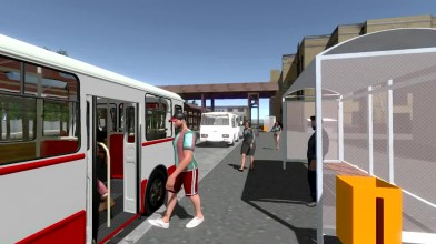 Bus Driver Simulator 2017 RUS