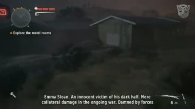 "Alan Wake's American Nightmare ""Обзор от Krime"""