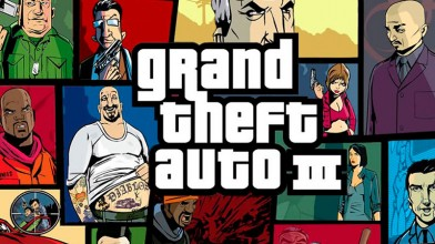 Вышла озвучка Grand Theft Auto 3