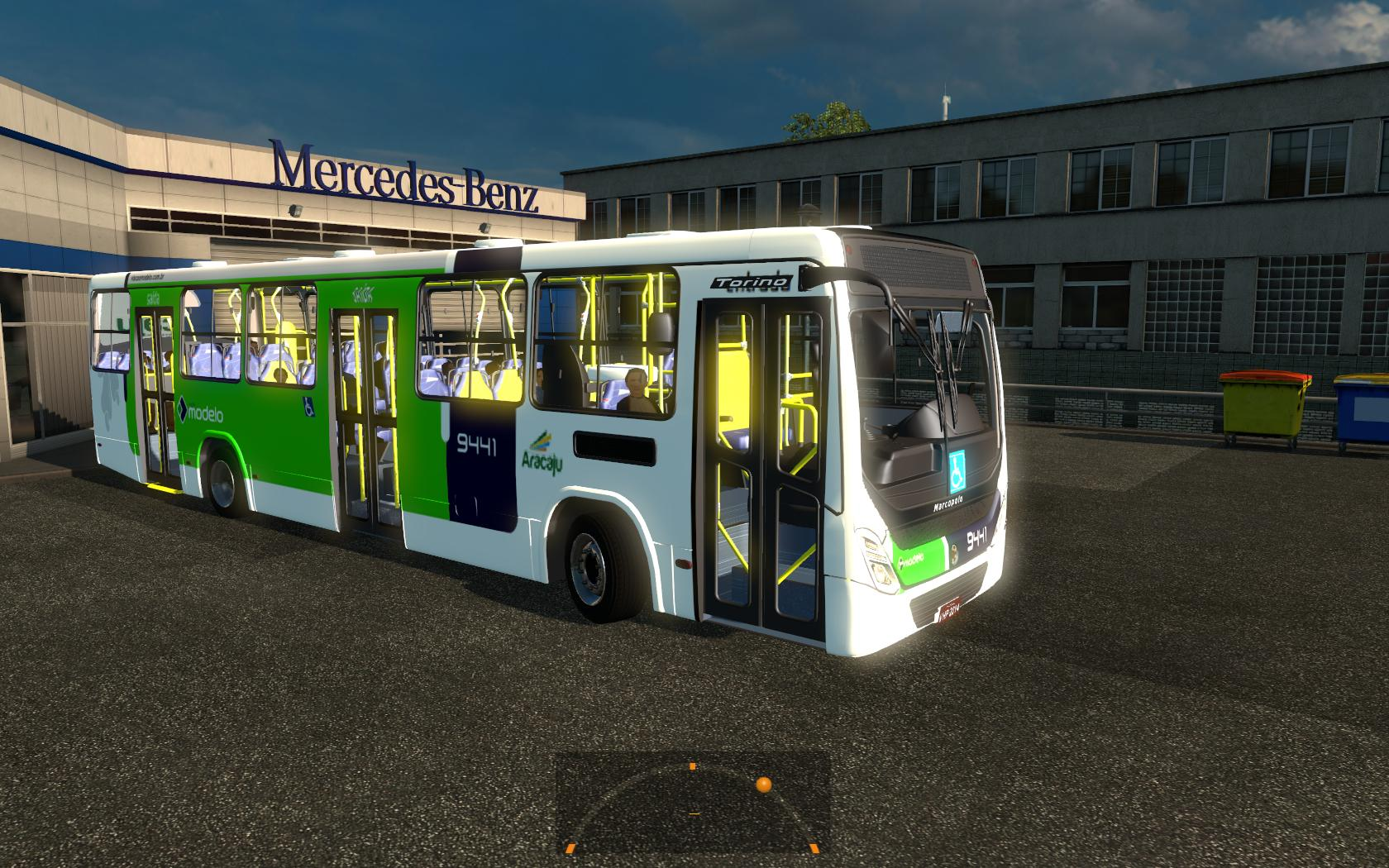 Скачать бесплатно звук автобусов