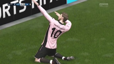 "FIFA 15 ""Best Goal of the Season"""