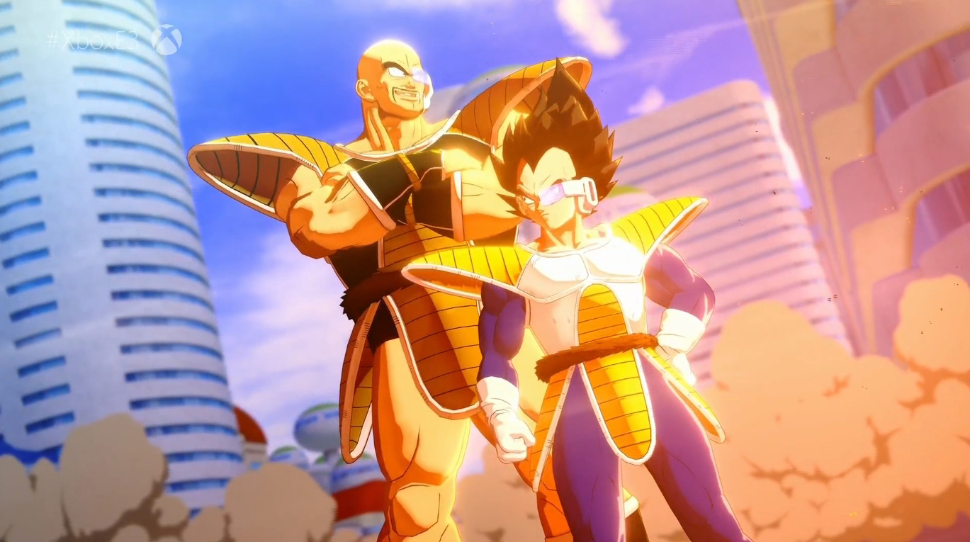 Новый трейлер Dragon Ball Z: Kakarot