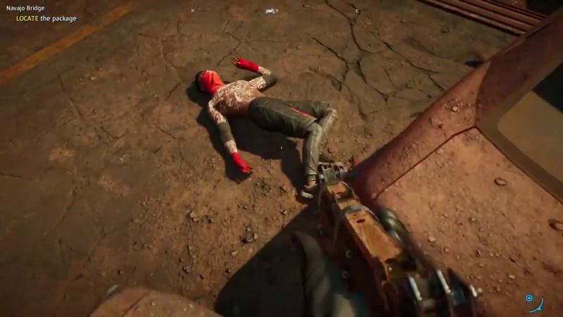 Far Cry: New Dawn - геймплей кооперативного режима