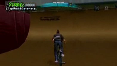 "Tony Hawk's American Wasteland ""Backflip 540 Tailwhip x4"""
