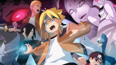 Новые снимки экрана Naruto Shippuden: Ultimate Ninja Storm 4 Road to Boruto