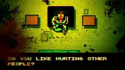 "Hotline Miami ""PS3 трейлер"""