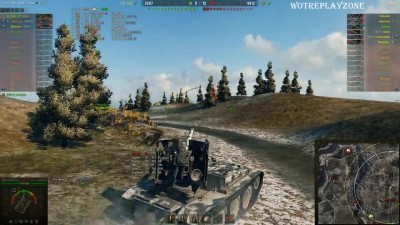 Grille 15 Профессионал - Эрленберг EU-server World of Tanks