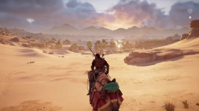 ASSASSIN'S CREED ORIGINS - Тайна ходячих китов