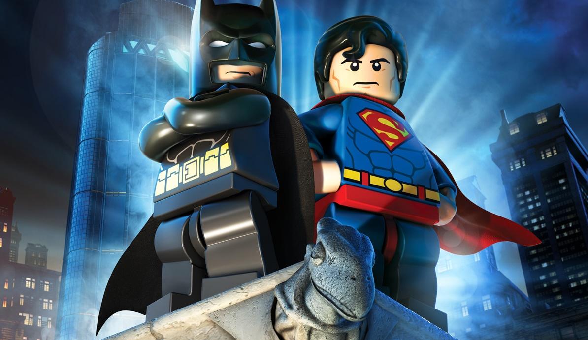 LEGO Batman 2: DC Super Heroes вышла в GOG