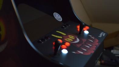 Игровой автомат в стилистике Cuphead