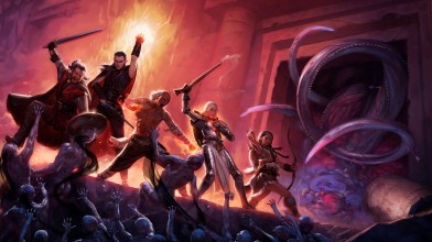 Pillars of Eternity: Complete Edition вышла на PS4 и Xbox One