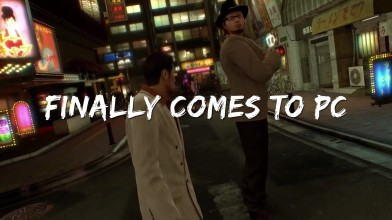 Yakuza 0 - Релизный трейлер PC-версии