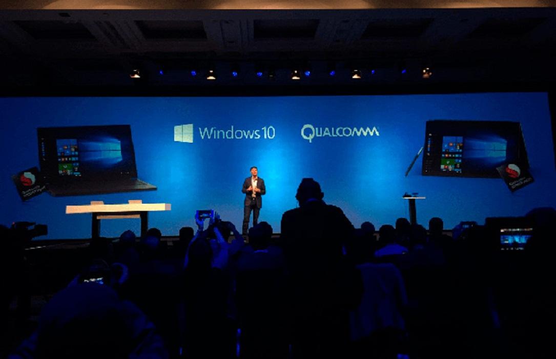 Чипы Qualcomm смогут работать сполноценной Windows 10 уже в следующем году