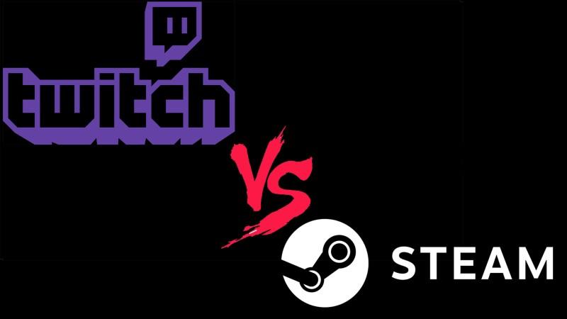 Steam.TV против Twitch. Кто кого?