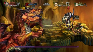 Обзор: Dragon's Crown Pro