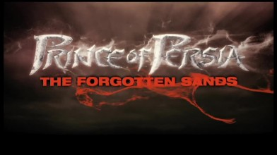 Prince of Persia: The Forgotten Sands - Трейлер анонса