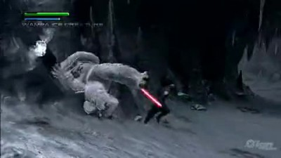 "Star Wars: The Force Unleashed - Ultimate Sith Edition ""New Hoth level Preview"""
