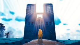 Нотр-Дам заново построили в игре No Man's Sky