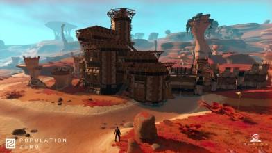 Посмотрите новый трейлер многопользовательской игрыPopulation Zero