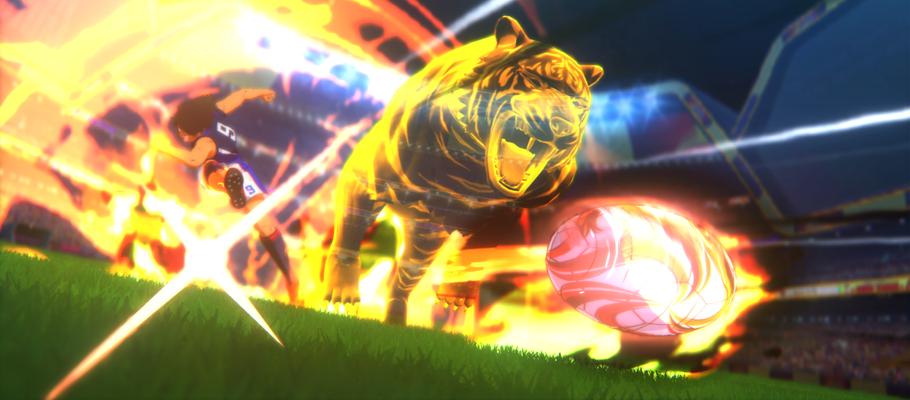 Новый трейлер Captain Tsubasa: Rise of New Champions знакомит с 'Новым героем'