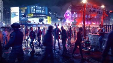 Полчаса геймплея Watch Dogs Legion - бабуля-киллер штурмует Скотланд-Ярд