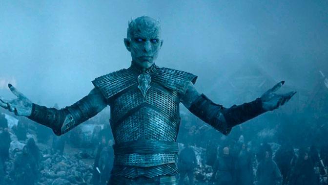 """Первая серия восьмого сезона """"Игры престолов"""" могла раскрыть личность Короля Ночи"""