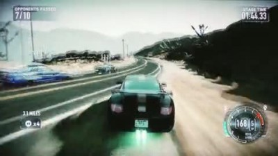 "Need for Speed: The Run ""Loick Essien"""
