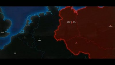 "World in Conflict: Soviet Assault ""Berlin 1989 Trailer"""