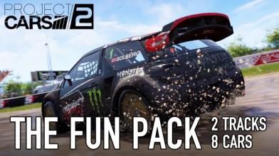 Трейлер дополнения Fun Pack для Project CARS 2